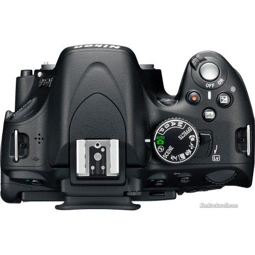 Фото Цифровые фотоаппараты Nikon D5100 18-55 II + 55-200 Kit