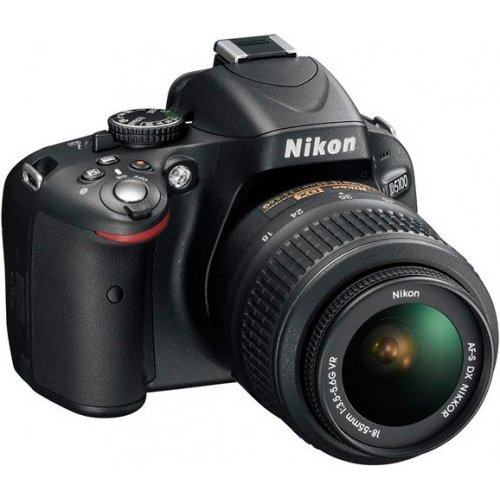 Фото Цифровые фотоаппараты Nikon D5100 18-55 II Kit