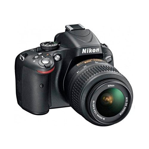 Фото Цифровые фотоаппараты Nikon D5100 18-55 VR + 55-300 VR Kit
