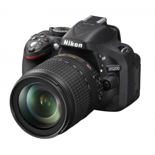 Фото Цифровые фотоаппараты Nikon D5200 18-105 VR Kit