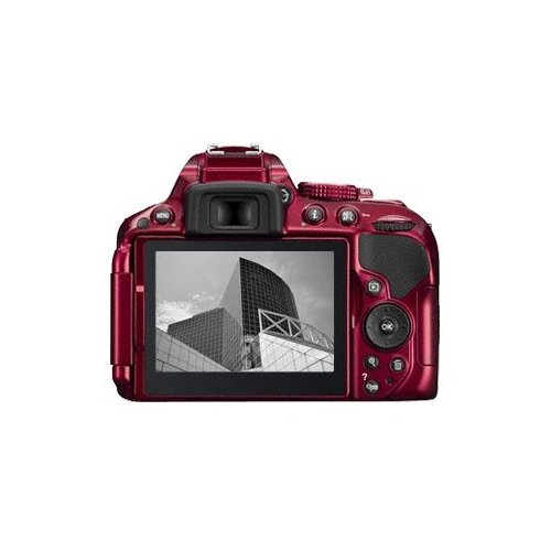 Фото Цифровые фотоаппараты Nikon D5300 18-55 VR II Kit Red