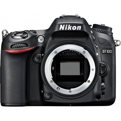 Фото Цифровые фотоаппараты Nikon D7100 Body