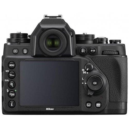 Фото Цифровые фотоаппараты Nikon Df Body Black