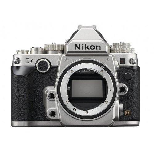 Фото Цифровые фотоаппараты Nikon Df Body Silver