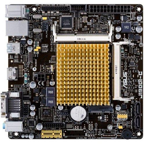 Фото Материнская плата Asus J1900I-C (Intel J1900)
