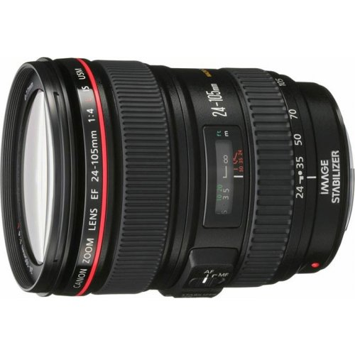 Фото Обьективы Canon EF 24-105mm f/4L IS USM