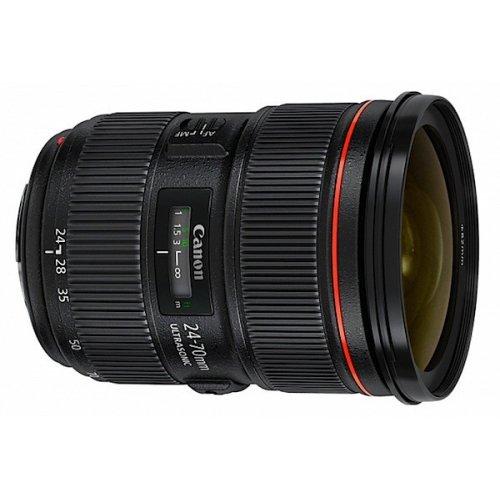 Фото Обьективы Canon EF 24-70mm f/2.8L II USM