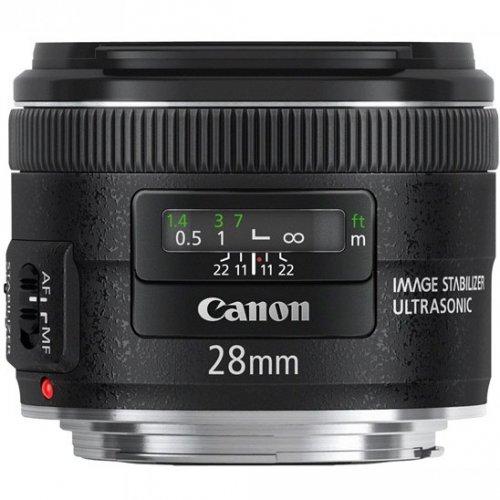 Фото Обьективы Canon EF 28mm f/2.8 IS USM