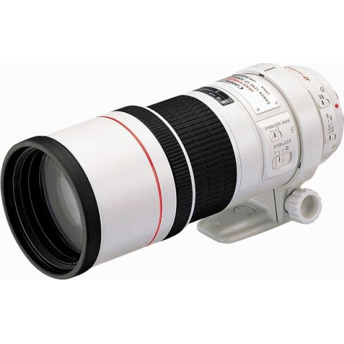 Фото Обьективы Canon EF 300mm f/4L IS USM