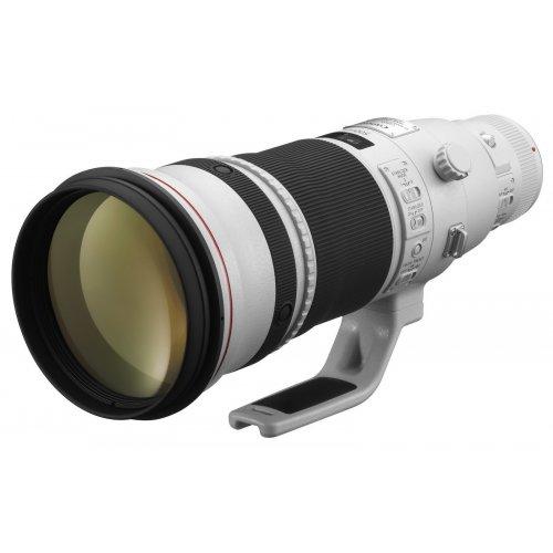 Фото Обьективы Canon EF 500mm f/4L IS II USM