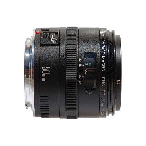 Фото Обьективы Canon EF 50mm f/2.5 Compact Macro