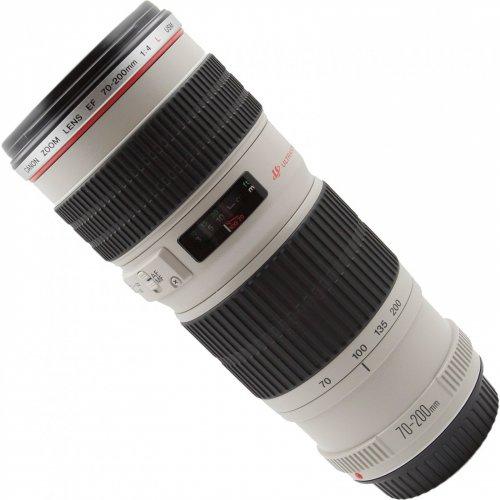 Фото Обьективы Canon EF 70-200mm f/4L USM