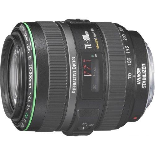 Фото Обьективы Canon EF 70-300mm f/4.5-5.6 DO IS USM