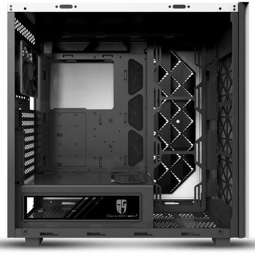 Фото Корпус Deepcool Gamer Storm MACUBE 550 Tempered Glass без БП White