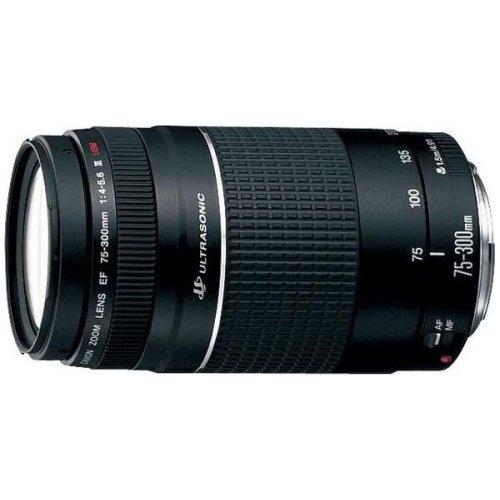 Фото Об'єктиви Canon EF 75-300mm f/4-5.6 III USM