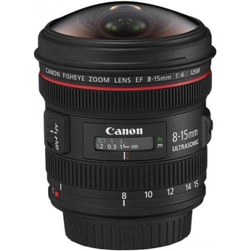 Фото Обьективы Canon EF 8-15mm f/4L Fisheye-Nikkor USM