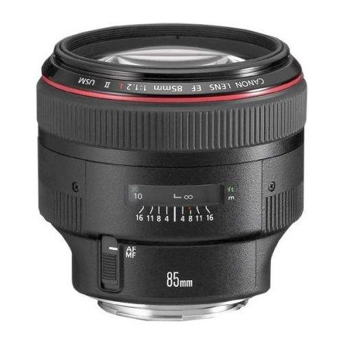 Фото Обьективы Canon EF 85mm f/1.2L II USM