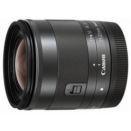 Фото Обьективы Canon EF-M 11-22mm f/4-5.6 IS STM