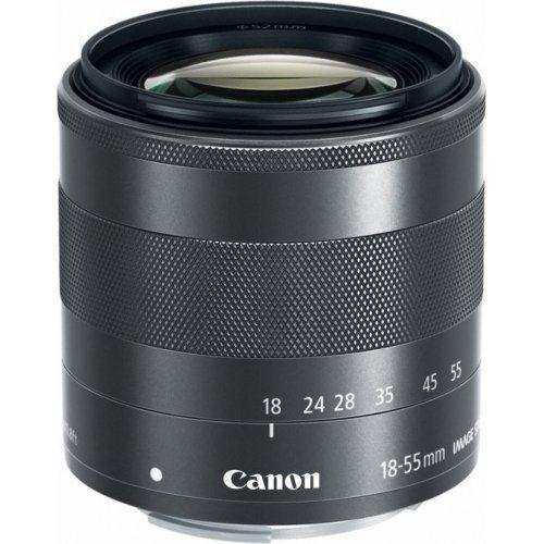 Фото Об'єктиви Canon EF-M 18-55mm f/3.5-5.6 IS STM