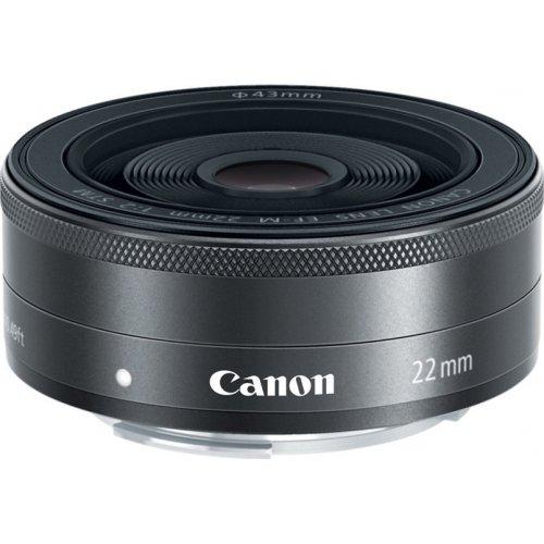 Фото Об'єктиви Canon EF-M 22mm f/2 STM