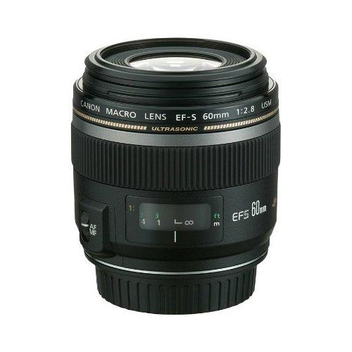 Фото Обьективы Canon EF-S 60mm f/2.8 Macro USM