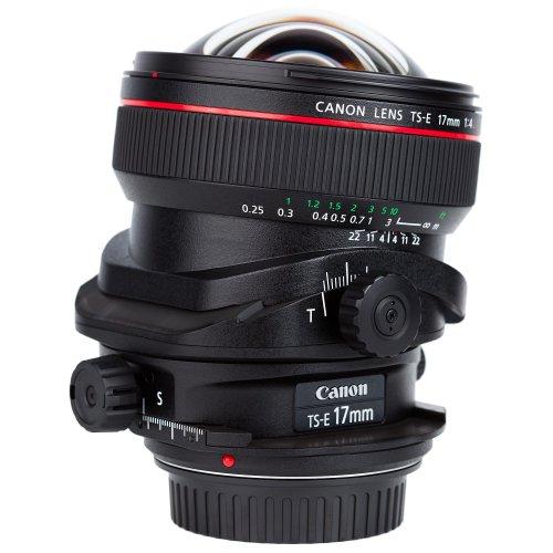 Фото Обьективы Canon TS-E 17mm f/4L