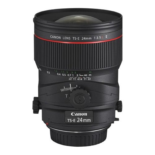 Фото Обьективы Canon TS-E 24mm f/3.5L II