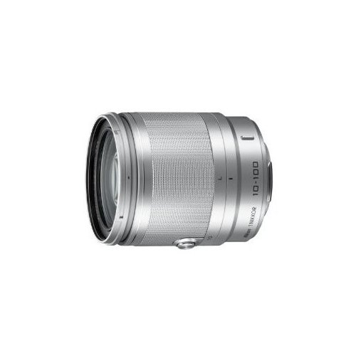 Фото Обьективы Nikon 10-100mm f/4.0-5.6 VR Nikkor 1 Silver