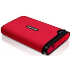 Фото Внешний HDD Transcend StoreJet 25M 320GB (TS320GSJ25M-R) Red