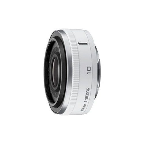Фото Обьективы Nikon 10mm f/2.8 Nikkor 1 White