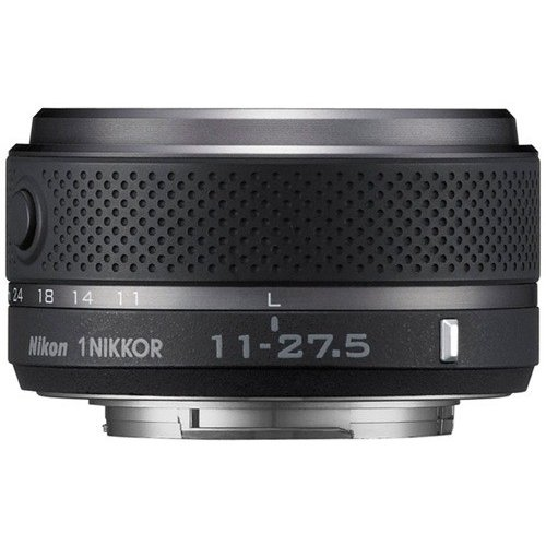Фото Обьективы Nikon 11-27.5mm f/3.5-5.6 Nikkor 1 Black
