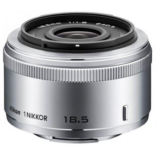 Фото Обьективы Nikon 18.5mm f/1.8 Nikkor 1 Silver