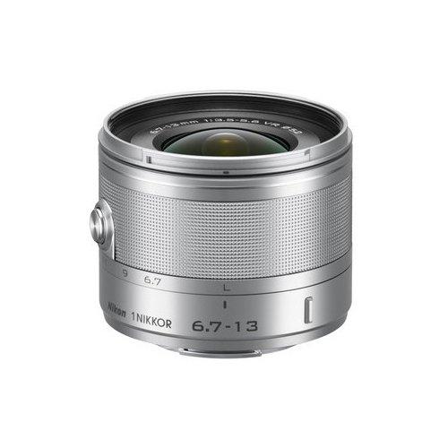 Фото Обьективы Nikon 6.7-13mm f/3.5-5.6 VR Nikkor 1 Silver