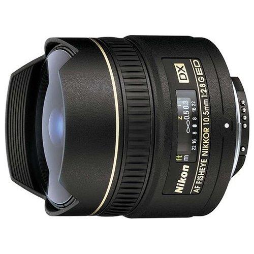 Фото Обьективы Nikon AF 10.5mm f/2.8G ED Fisheye-Nikkor DX