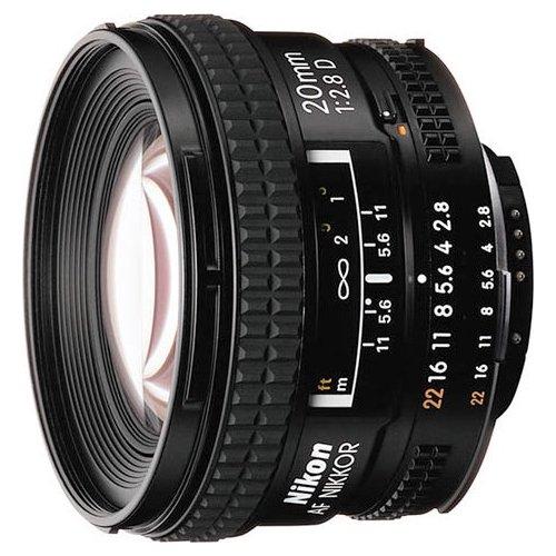 Фото Обьективы Nikon AF 20mm f/2.8D