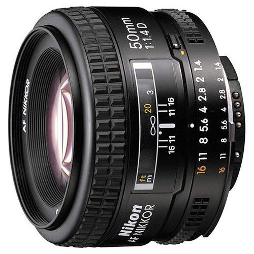 Фото Обьективы Nikon AF 50mm f/1.4D
