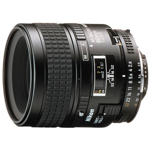 Фото Обьективы Nikon AF 60mm f/2.8D Micro-Nikkor