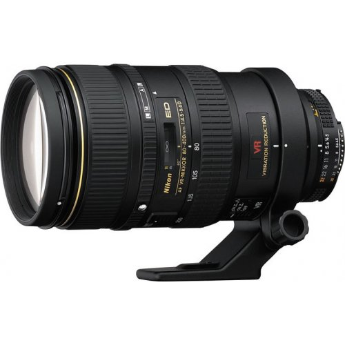 Фото Обьективы Nikon AF 80-400mm f/4.5-5.6D ED VR