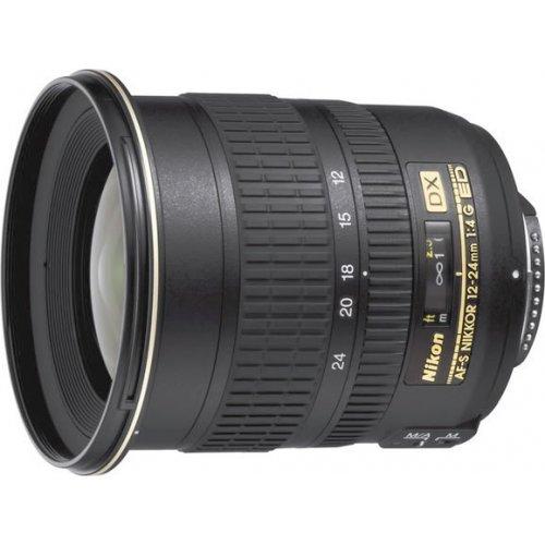 Фото Обьективы Nikon AF-S 12-24mm f/4G IF-ED DX