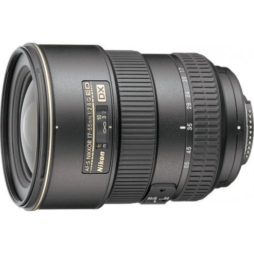 Фото Обьективы Nikon AF-S 17-55mm f/2.8G IF-ED DX