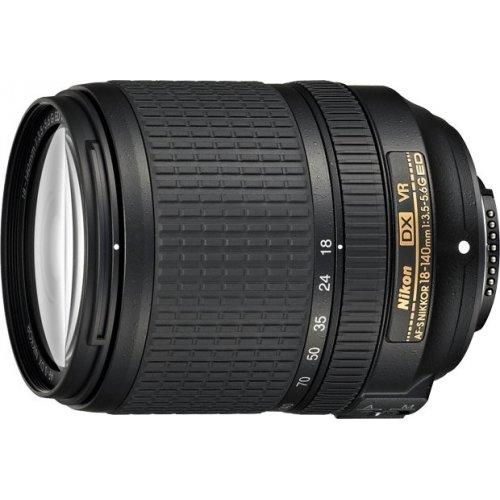 Фото Обьективы Nikon AF-S 18-140 f/3.5-5.6G ED VR DX