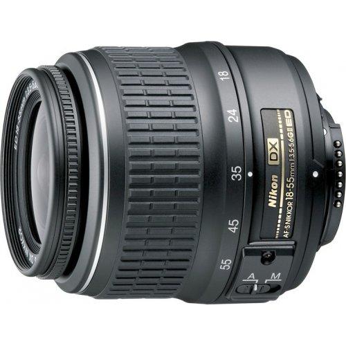 Фото Об'єктиви Nikon AF-S 18-55mm f/3.5-5.6G ED II DX