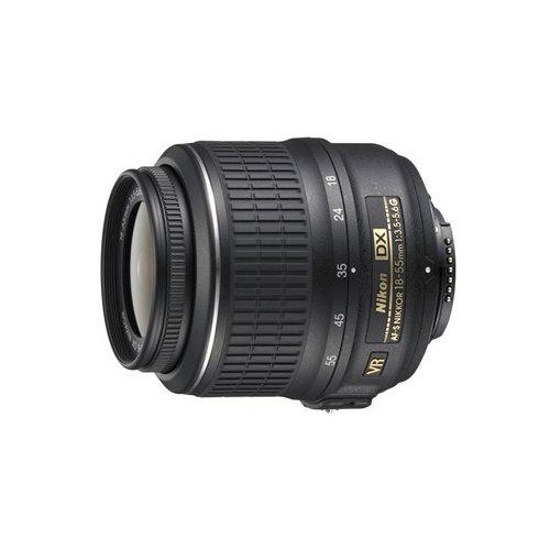 Фото Обьективы Nikon AF-S 18-55mm f/3.5-5.6G VR DX