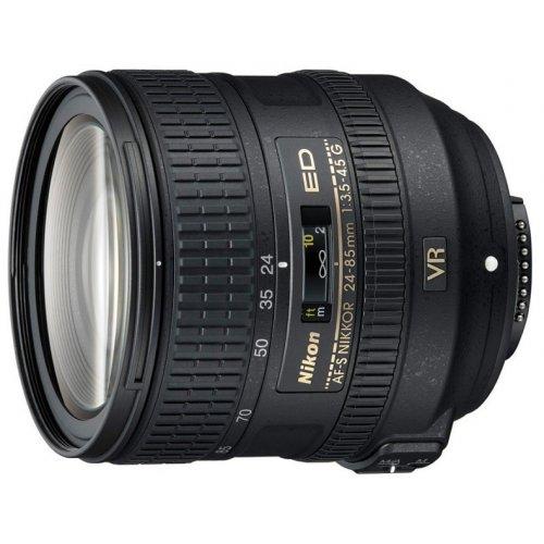 Фото Обьективы Nikon AF-S 24-85mm f/3.5-4.5G ED VR