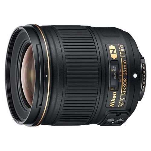 Фото Обьективы Nikon AF-S 28mm f/1.8G