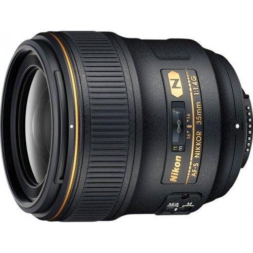 Фото Обьективы Nikon AF-S 35mm f/1.4G