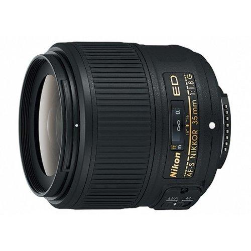 Фото Обьективы Nikon AF-S 35mm f/1.8G ED