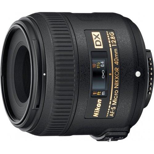 Фото Обьективы Nikon AF-S 40mm f/2.8G Micro-Nikkor DX