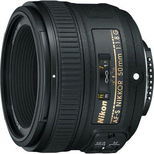 Фото Обьективы Nikon AF-S 50mm f/1.8G
