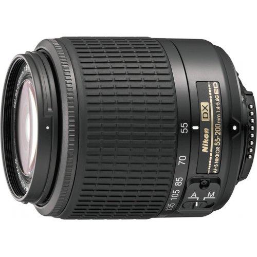 Фото Обьективы Nikon AF-S 55-200mm f/4-5.6G ED DX